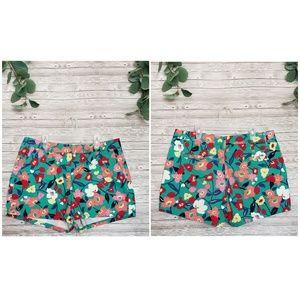 4 for $25 Elle floral shorts
